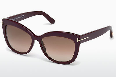 solbrille Tom Ford Alistair (FT0524 83F) - Purpur