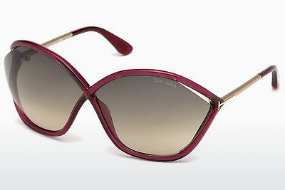 solbrille Tom Ford FT0529 77B - Rosa, Fuchsia