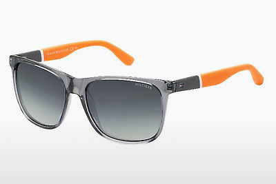 solbrille Tommy Hilfiger TH 1281/S 32I/HD - Grå