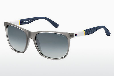 solbrille Tommy Hilfiger TH 1281/S FME/HD - Grå