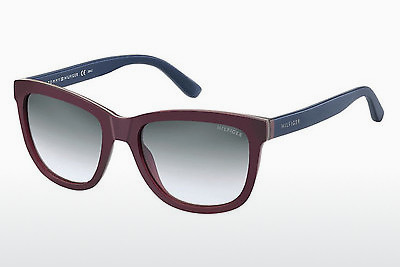 solbrille Tommy Hilfiger TH 1285/S FTN/9C - Purpur