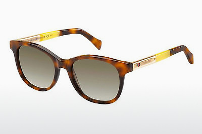 solbrille Tommy Hilfiger TH 1310/S W8G/HA - Brun, Havanna