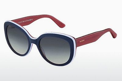 solbrille Tommy Hilfiger TH 1354/S K1N/HD - Blured