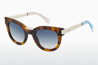 solbrille Tommy Hilfiger TH 1379/S QEB/IT - Brun, Havanna