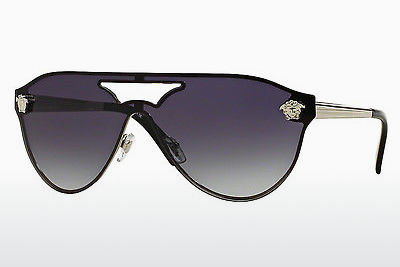 solbrille Versace VE2161 10008G - Sort