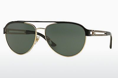 solbrille Versace VE2165 136671 - Gull, Sort