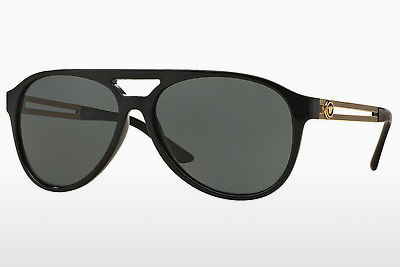 solbrille Versace VE4312 GB1/71 - Sort