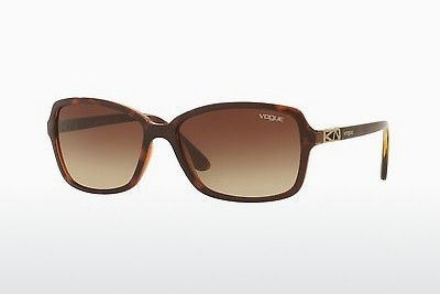 solbrille Vogue VO5031S 238613 - Brun, Havanna, Transparent
