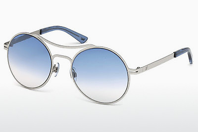 solbrille Web Eyewear WE0171 16W - Sølv, Shiny, Grey