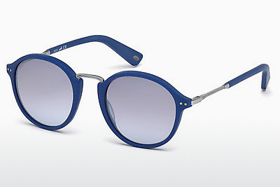 solbrille Web Eyewear WE0178 85X - Blå, Azure, Matt