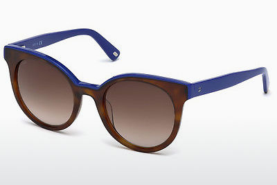 solbrille Web Eyewear WE0195 56F - Brun, Havanna