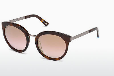 solbrille Web Eyewear WE0196 52X - Brun, Havanna