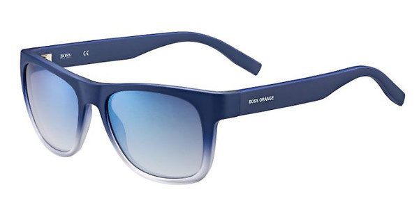 Boss Orange BO 0249/S QWO/DK FLASH BLUE SKYBLUE
