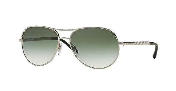 Burberry BE3082 10058E GREEN GRADIENTSILVER
