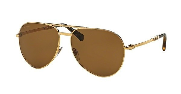 Bvlgari BV5034K 393/83 POLAR BROWNGOLD PLATED