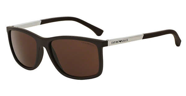 Emporio Armani EA4058 506473 BROWNBROWN RUBBER