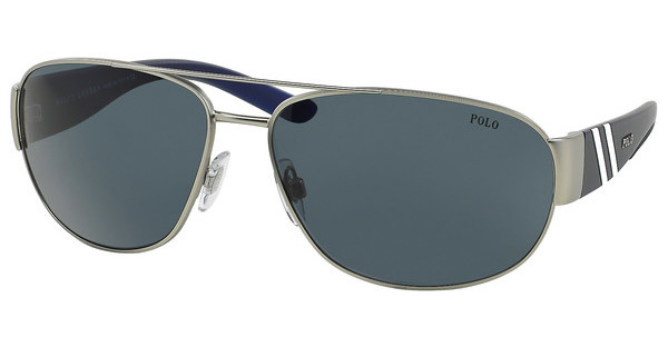 Polo PH3052 904687 GREYMATTE SILVER