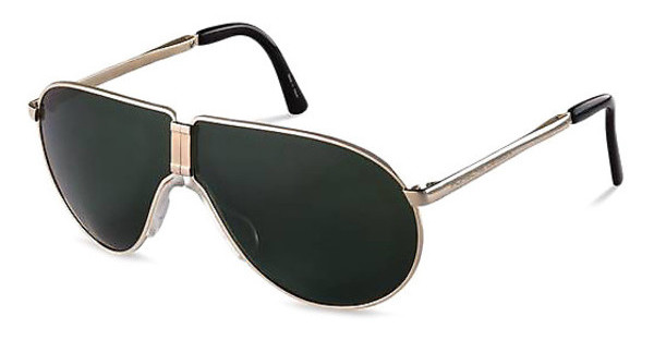 Porsche Design P8480 A greenlight gold