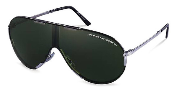 Porsche Design P8486 B greentitanium