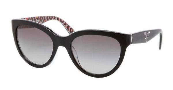 Prada PR 05PS MAS0A7 GRAY GRADIENTTOP BLACK/ROLL