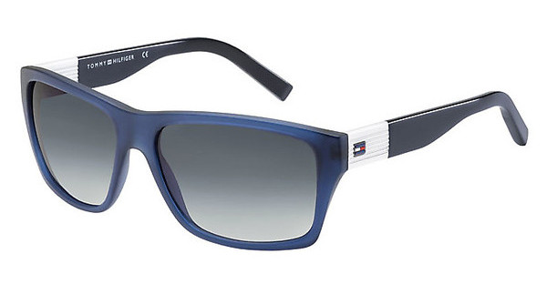 Tommy Hilfiger TH 1193/S 81P/HD GREY SFTRBLU BLU (GREY SF)