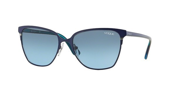 Vogue VO3962S 982S8F MATTE BRUSHED BLUE