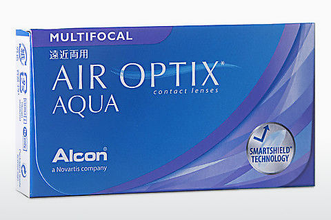 Kontaktlinser Alcon AIR OPTIX AQUA MULTIFOCAL (AIR OPTIX AQUA MULTIFOCAL AOM6H)