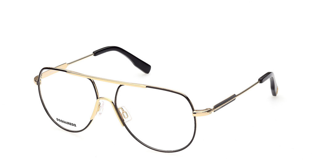 Dsquared   DQ5315 030 tiefes gold glanz