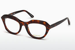 brille Balenciaga BA5076 054 - Havanna, Red