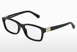 brille Dolce & Gabbana LOGO PLAQUE (DG3170 501) - Sort