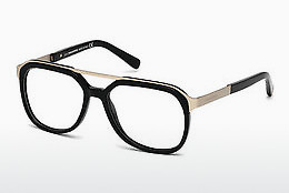 brille Dsquared DQ5190 001 - Sort, Shiny
