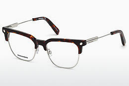 brille Dsquared DQ5243 054 - Havanna, Red