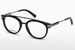 brille Dsquared DQ5261 001 - Sort, Shiny