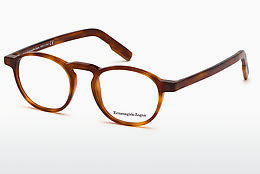 brille Ermenegildo Zegna EZ5144 053 - Havanna, Yellow, Blond, Brown