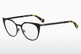brille Fendi FF 0161 2X3 - Sort