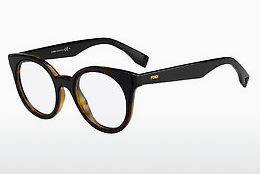 brille Fendi FF 0198 LC1 - Sort