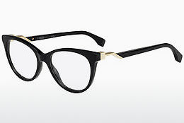 brille Fendi FF 0201 807 - Sort