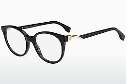 brille Fendi FF 0202 807 - Sort