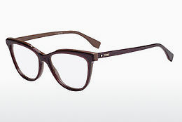 brille Fendi FF 0255 0T7 - Purpur