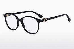 brille Fendi FF 0299 807 - Sort