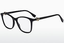 brille Fendi FF 0300 807 - Sort
