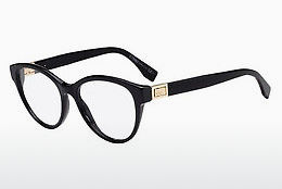 brille Fendi FF 0302 807 - Sort