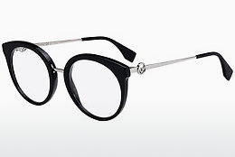 brille Fendi FF 0303 807 - Sort