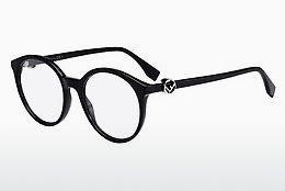 brille Fendi FF 0309 807 - Sort