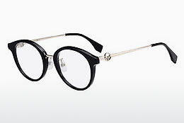 brille Fendi FF 0314/F 807 - Sort