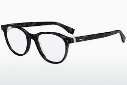 brille Fendi FF M0019 WR7 - Sort, Brun, Havanna
