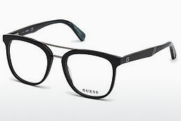 brille Guess GU1953 001 - Sort, Shiny