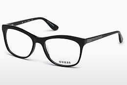 brille Guess GU2619 001 - Sort, Shiny