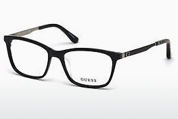 brille Guess GU2630 001 - Sort, Shiny