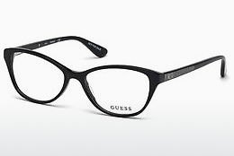 brille Guess GU2634 001 - Sort, Shiny
